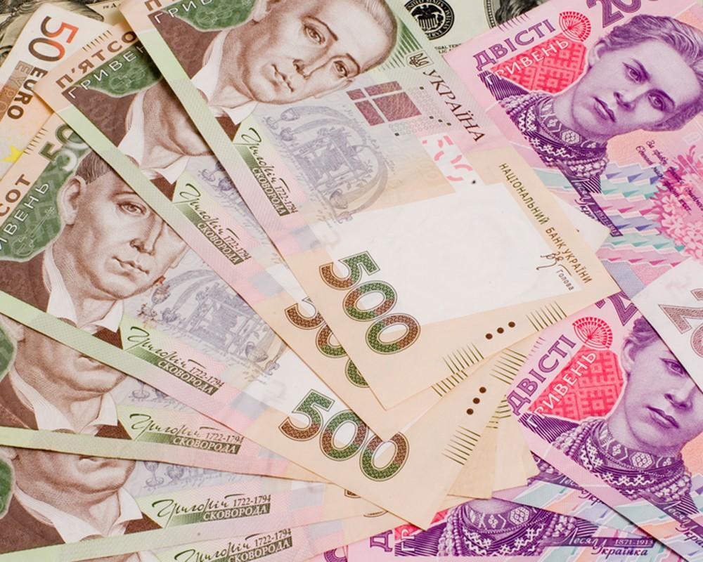 В Киевском «ПриватБанке» изъяли 300 тысяч фальшивых гривен