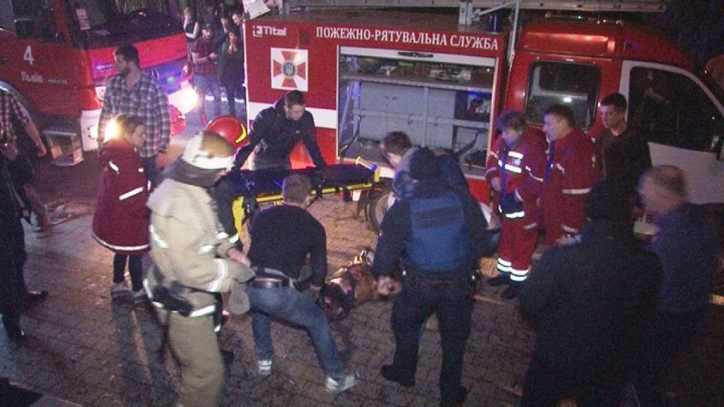 СРОЧНО! ДСНС во Львове призвали граждан соблюдать правила из-за опасности что надвигаеться
