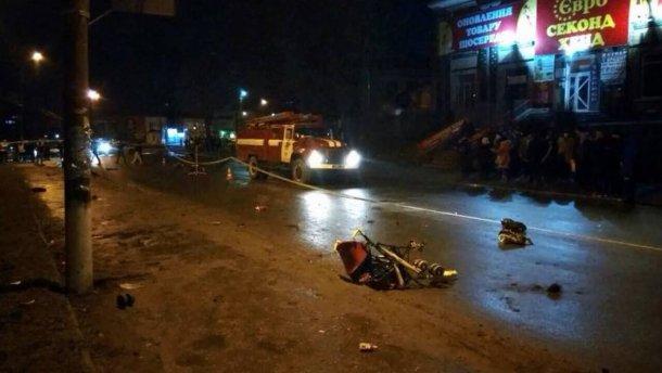 Смертельное ДТП: Местный криминальный авторитет сбил женщину с 2-летним ребенком и скрылся с места трагедии (ВИДЕО)