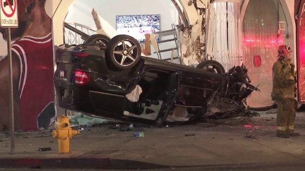 «Пьяный водитель убегал…»: В страшной аварии разбилась известная украинская модель с подругой