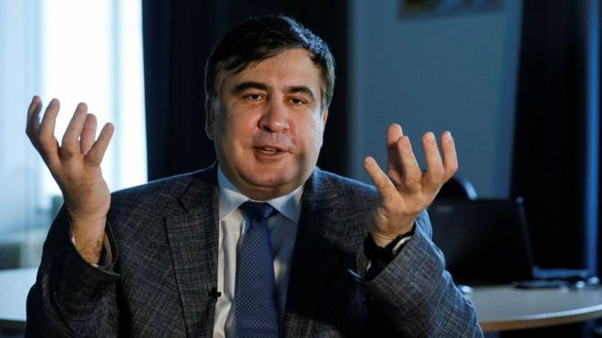«Мой сын Никуша…»: Саакашвили показал неожиданное видео