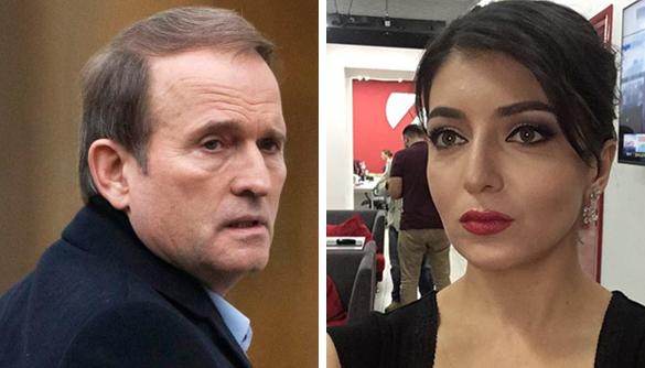«Я не принимаю от руководства такие настойчивые просьбы»: Известную ведущую уволили с громким скандалом из-за Медведчука