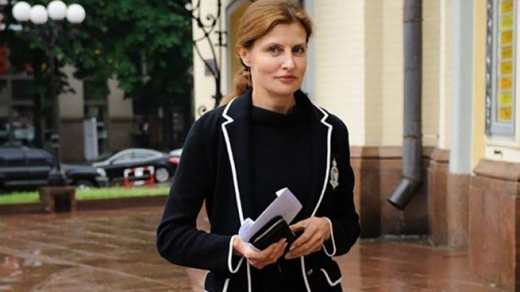 Марина Порошенко устроилась на работу. Какой же будет ее зарплата?