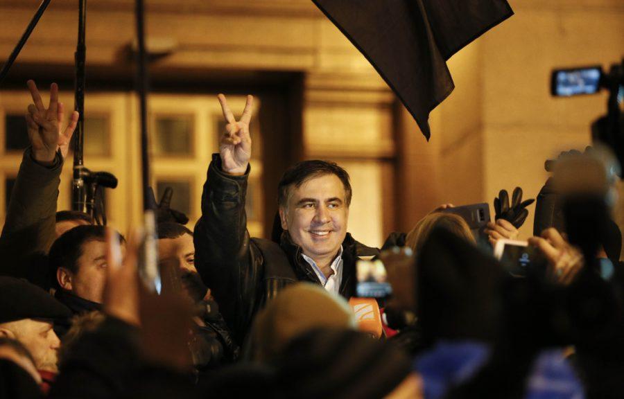 «Всех перебьют…»: Саакашвили сделал громкое заявление и созывает людей на «бунт»