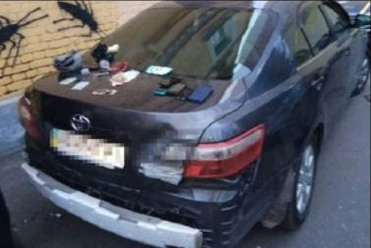 «Поймали на горячем»: В Киеве вор спрятался от полиции в вентиляции