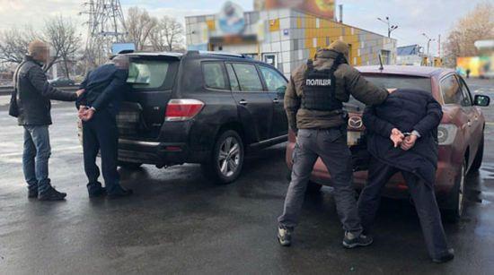 «Поймали на горячем»: В Киеве поймали на взятке чиновника «Водоканала»