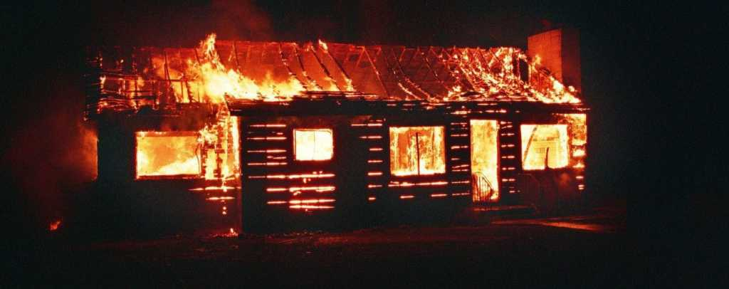 «Они не подавали никаких признаков жизни»: На Харьковщине пожарные нашли бездыханные тела детей и матери