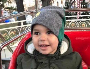 Очень редкая опухоль мозга: 2-летний Максим не сможет спастись без вашей помощи