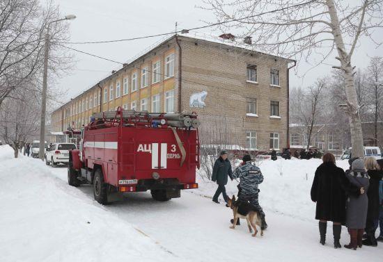 Жестокое нападение на школу: Число жертв растет