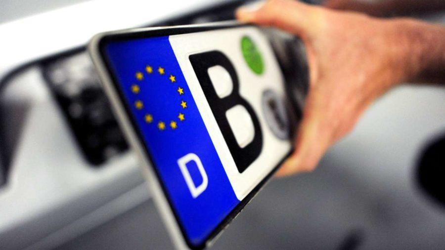«Легализация авто 600 евро …»: Что ждет владельцев евроблях в этом году