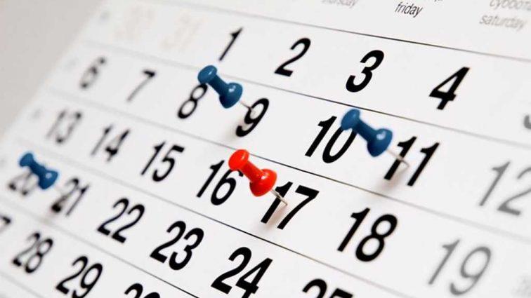 Утвержденный календарь: За какие выходные украинцам придется отрабатывать в 2018 году
