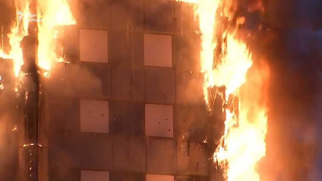 «Полностью сгорел»: В Винниках произошел страшный пожар в жилом доме