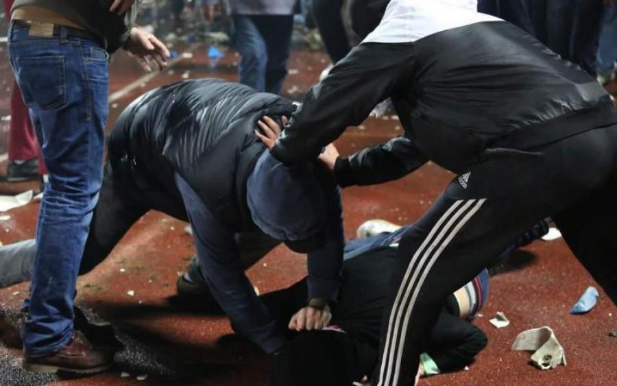 В Луцке произошла массовая драка во время празднования Нового года