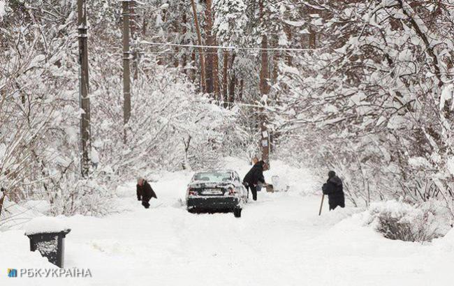 Предупредите родных! синоптик дала прогноз на начало недели — мокрый снег, сильный ветер и сложная ситуация на дорогах