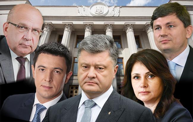 Самые успешные помощники и помощницы Порошенко: кто они и чего достигли