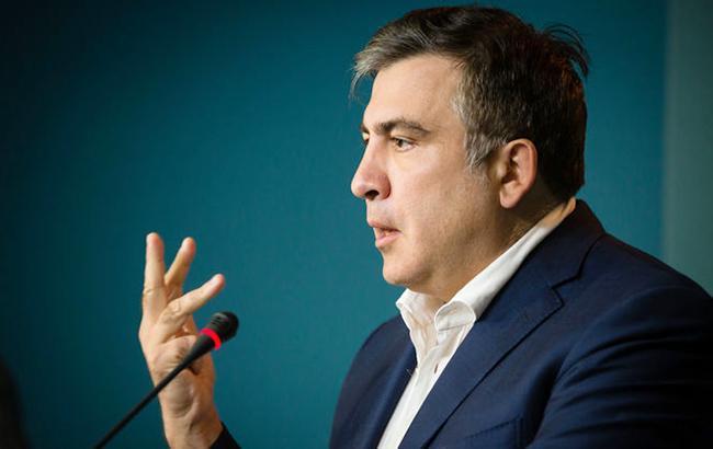 И к нему пришли! Протестующие устроили митинг под роскошным пентхаусом Саакашвили
