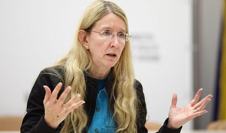 «Лекарства от кори не существует, а умирает…»: Супрун сделала неожиданное заявление