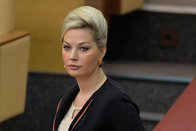«Говорила только на украинском»: Максакова утерла нос российским журналистам
