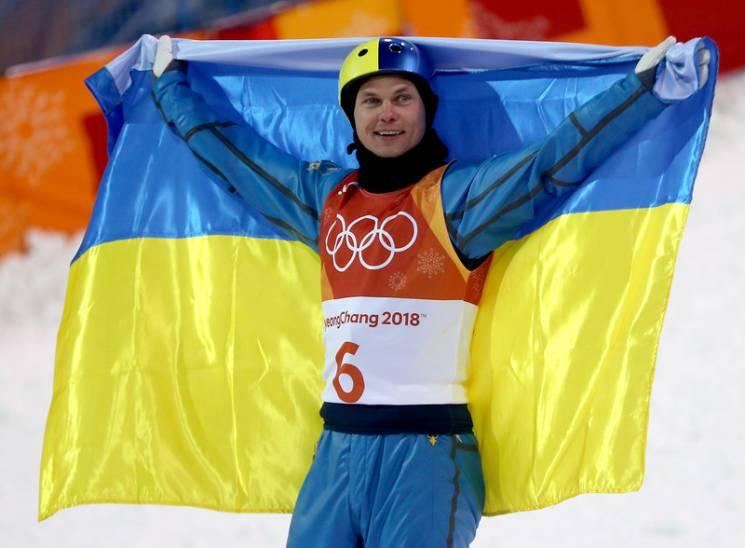 «Страна может гордиться»: Украинец Абраменко завоевал для Украины золотую медаль на Олимпиаде-2018