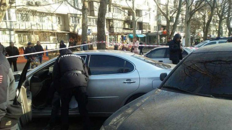 В Одессе при задержании устроили перестрелку: Есть пострадавшие