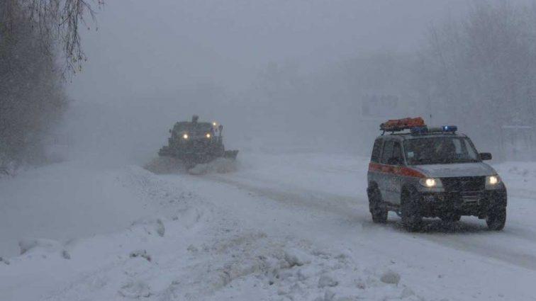 Надвигаются страшные морозы: Синоптики предупреждают о значительном ухудшении погоды. Холоднее всего будет в таких областях