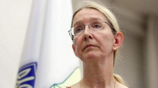 «Вы виновны… Слышите? Именно Вы!»: Лидер движения «За свободную Украину» обвинила Супрун в смерти онкобольной женщины