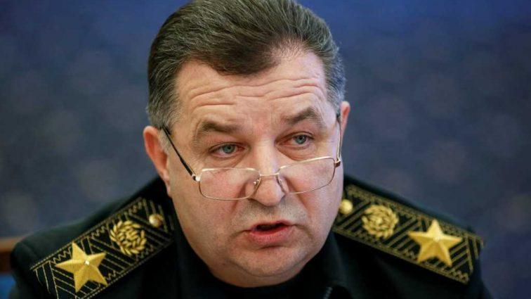 «Вообще неадекватный»: Полторак ответил на громкое обвинение Тенюха в «сдаче» Крыма