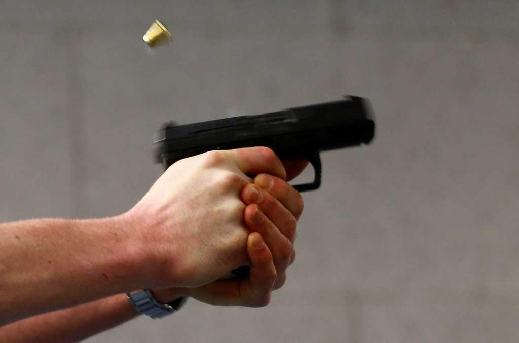 «Во время бытовой ссоры»: На Донетчине полицейский застрелил местного жителя