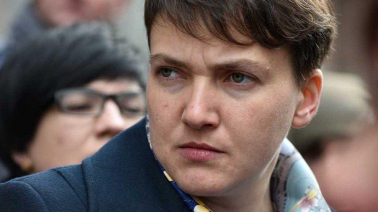«Это такое же зло»: Надежда Савченко ошеломила комментарием, почему она голосовала против реинтеграции Донбасса
