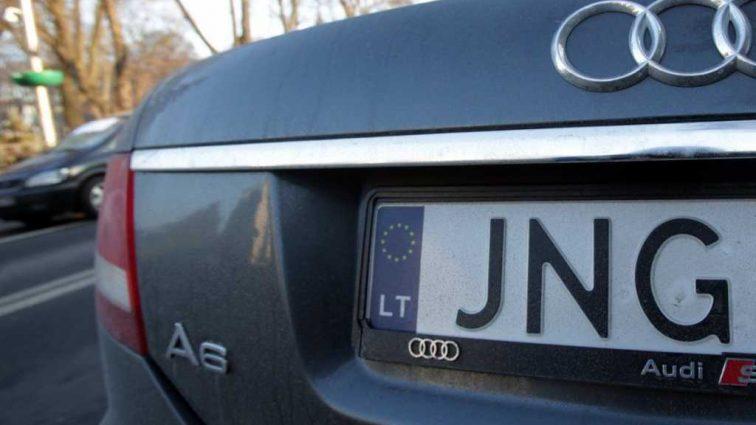 «Растаможить свои авто и ездить дальше»: Рада приняла неожиданное решение о «евробляхах»