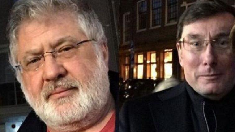 «А как все было на самом деле?»: Тайная встреча Луценко и Коломойского: всплыла правда о скандальных фото