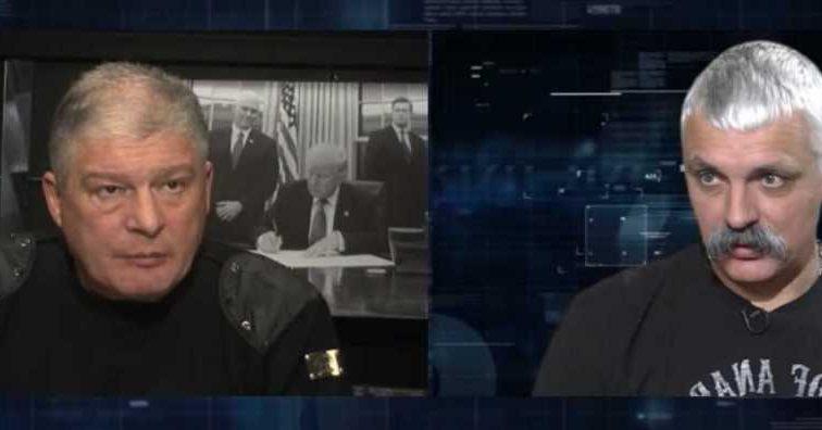 «Барыга, быдло и …»: Червоненко с кулаками набросился на Корчинского прямо во время эфира