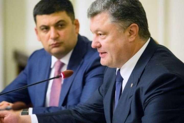 «Пришел Гройсман, откуда не ждали»: Чем опасен премьер-министр для Порошенко