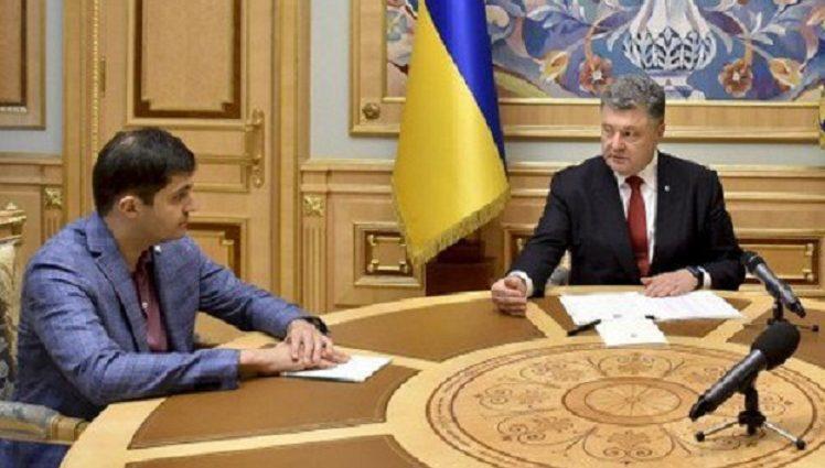 «Не ставьте палки в колеса и…»: Сакварелидзе жестко раскритиковал заявления Порошенко