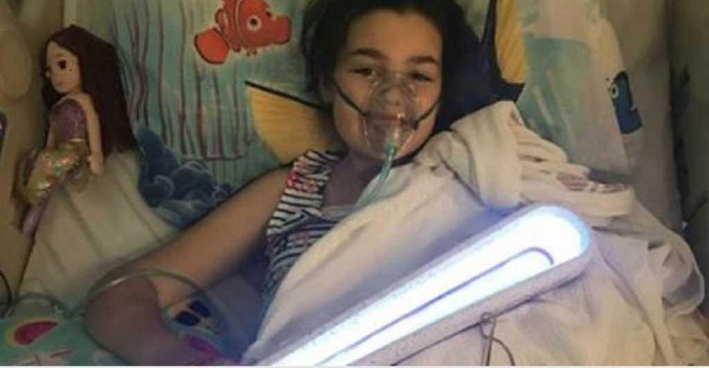 «Родители думали, что она просто заболела»: 11-летняя девочка родила ребенка от брата-подростка