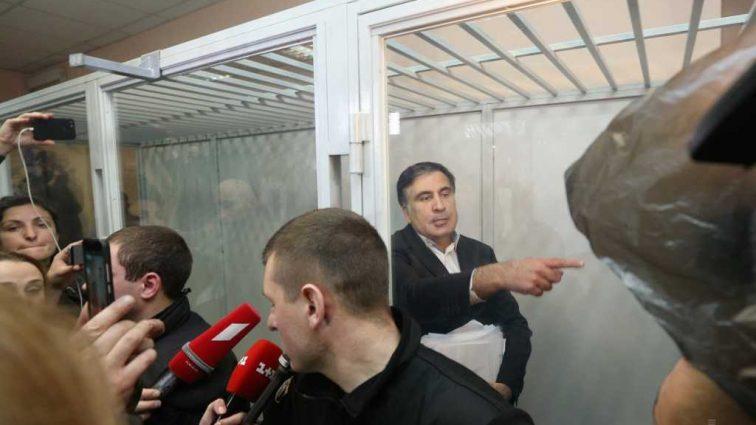 Начался очередной суд о депортации Саакашвили: Что требует политик