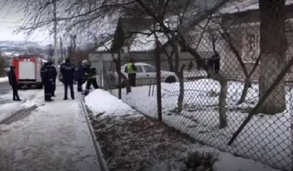 Возле Львова произошел большой взрыв: Есть пострадавшие. (Фото)