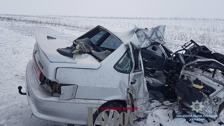 Кровавая трагедия: Водитель легковушки не справился с управлением и…