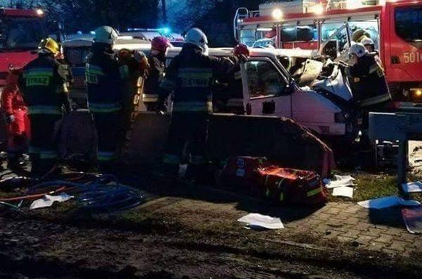 «Авто разбилось вдребезги»: В Трускавце произошло смертельное ДТП, двое погибших, двое в реанимации