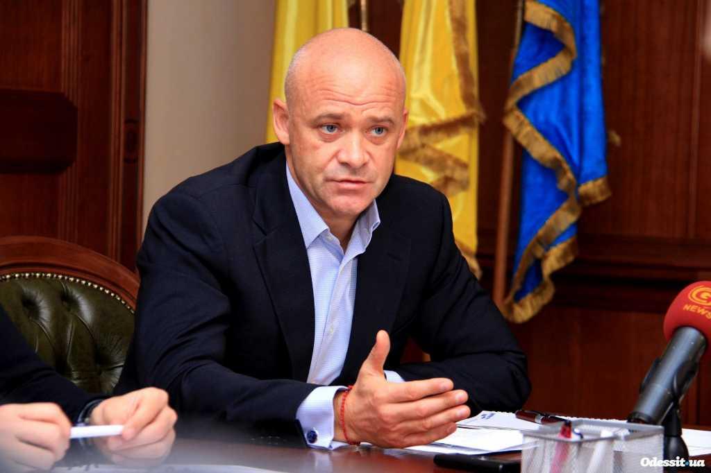 Полтора месяца без мэра Одессы: Труханову готовятся вручить подозрение