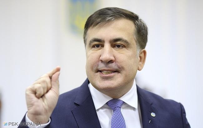 «Данное лицо находилась не территории Украины незаконно»: Саакашвили отправили обратно в Польшу