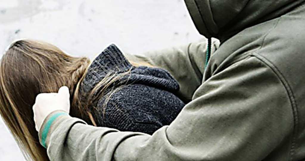 В четырех скрутили, угрожая расправой вывезли девушку в лесополосу и изнасиловали