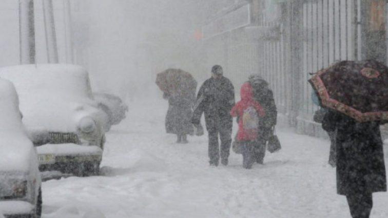 Снежный апокалипсис и 23-градусные морозы: Что ждет украинцев