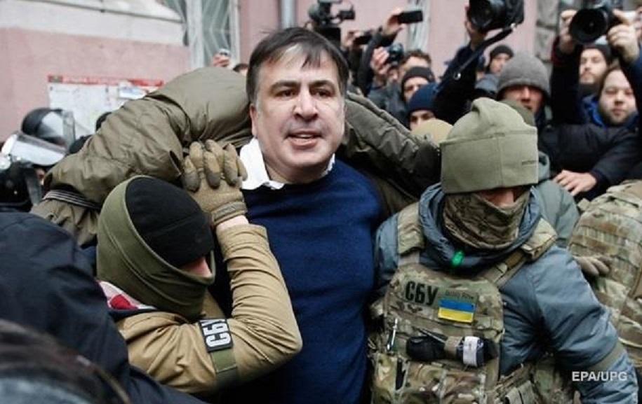Выпивал «Финляндию» и думал о ….: Богуцкая рассказала, о чем рассуждал Саакашвили в ресторане, где его задержали