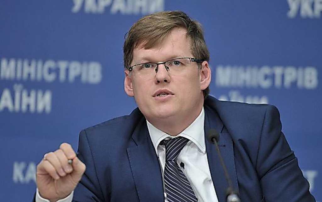 В России открыли шампанское, оно там лилось рекой … «: Розенко выступил с новым резким заявлением