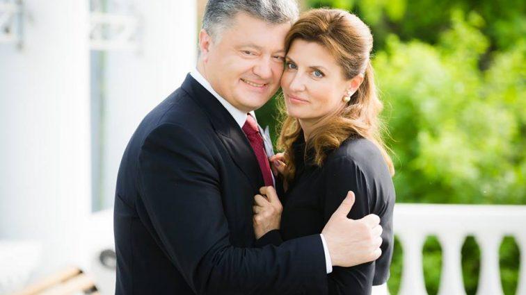 «С днем рождения, любимая!»: Трогательное поздравление Порошенко с Днем рождения и скандальные факты о первой леди