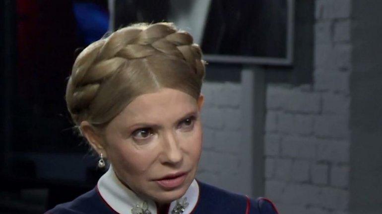 Тимошенко в Мюнхене сфотографировали с послом РФ. В «Батькивщине» дали комментарий