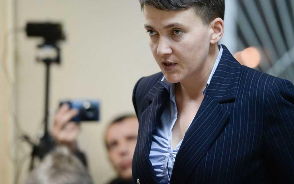 «Что это за гопник?»: Савченко попала в новый громкий скандал