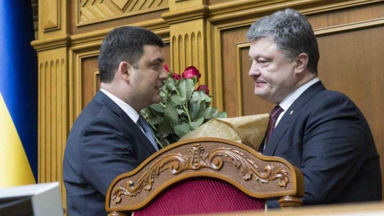 Есть план отставки премьера: Узнайте о конфликте Порошенко и Гройсмана, что стало причиной ссоры