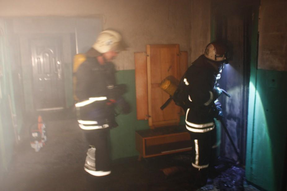 «Пожар начался в лифте, а потом …»: В трагедии пострадал младенец